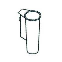 Pot porte-crayons pour panneau mural (Ø 30 mm) de marque OUTIFRANCE , référence: B1391700