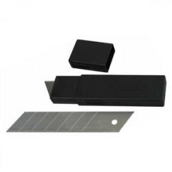 5 lames de cutter Fatmax 18 mm de marque STANLEY, référence: B1401500