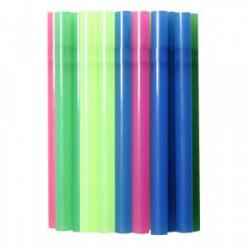 20 bâtons de colle fluorescente Ø 8 mm de marque MAXICRAFT, référence: B1404500