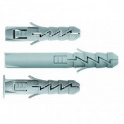 Chevilles nylon standard FIX-N-12 Ø 12 x 60 mm de marque RAWL, référence: B1423200