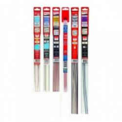 10 baguettes fil d'acier cuivré de marque EXPRESS, référence: B1443900