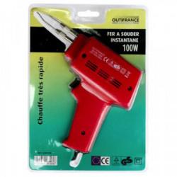 Fer à souder électrique instantané 100 W de marque OUTIFRANCE , référence: B1447300
