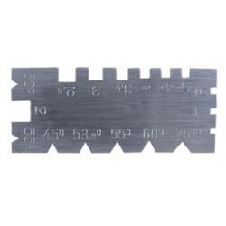 Calibre universel 60 mm de marque OUTIFRANCE , référence: B1455500