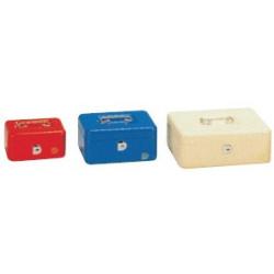 Coffret à monnaie avec casier 196 x 150 x 72 mm de marque OUTIFRANCE , référence: B1461100