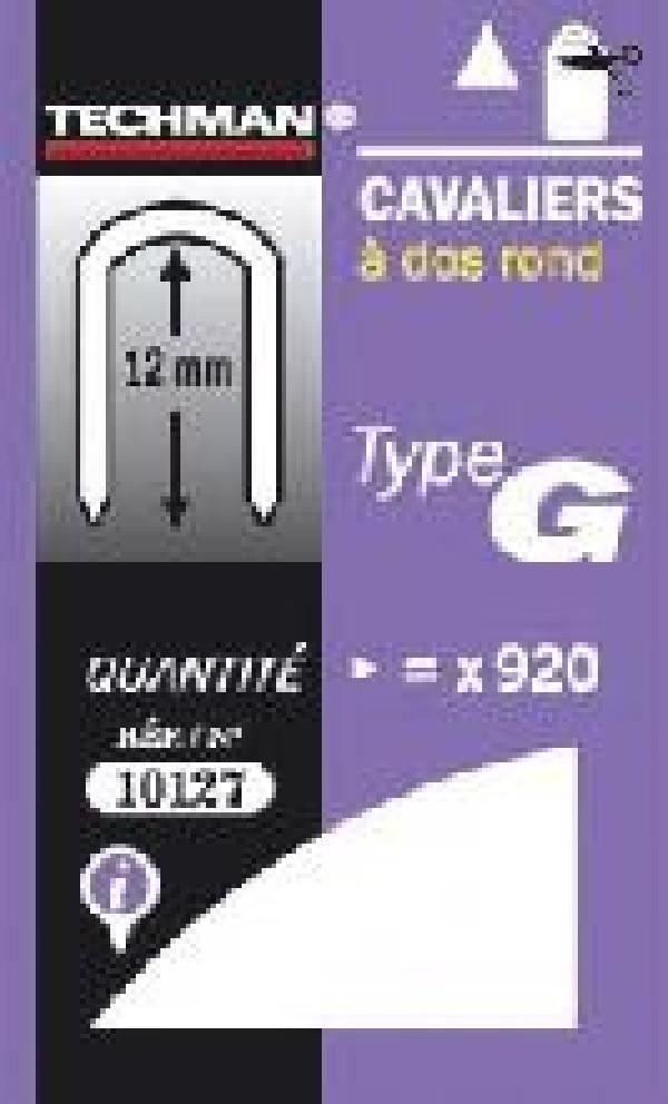Cavaliers 12 mm - type G