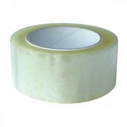 Ruban adhésif transparent 100 mm x 48 mm de marque OUTIFRANCE , référence: B1487400