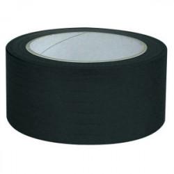 Ruban adhésif toilé noir 50 m x 50 mm de marque OUTIFRANCE , référence: B1487900