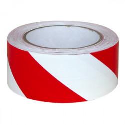 Ruban adhésif de signalisation danger 33 m x 50 mm de marque OUTIFRANCE , référence: B1488000