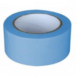 Ruban de masquage bleu 25 m x 50 mm de marque OUTIFRANCE , référence: B1488500