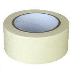 Ruban de masquage - papier cache lisse 50 m x 24 mm de marque OUTIFRANCE , référence: B1488800
