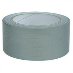 Ruban adhésif toilé gris 25 m x 50 mm de marque OUTIFRANCE , référence: B1489100