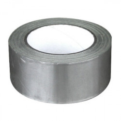 Ruban adhésif aluminium 50 m x 50 mm de marque OUTIFRANCE , référence: B1489500