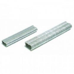 1000 agrafes plastifiées 22 mm de marque TECHMAN, référence: B1494900