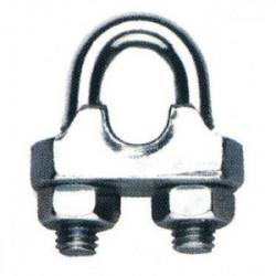 Sachet de 100 serres câble standard Ø 4 et 5 mm de marque OUTIFRANCE , référence: B1497500