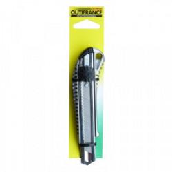 Cutter aluminium 18 mm de marque OUTIFRANCE , référence: B1499300