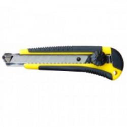 Cutter 18 mm professionnel bi-matière de marque OUTIFRANCE , référence: B1499800