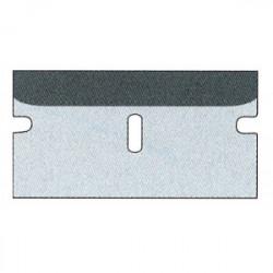 100 lames de rechange 40 mm pour gratte-vitre pro de marque OUTIFRANCE , référence: B1500600