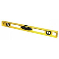 Niveau Foamcast 500 mm (3 fioles) de marque STANLEY, référence: B1502200