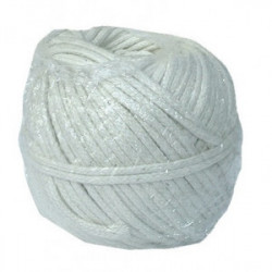 Cordeau coton câblé Ø 2 mm x 43 m (100 g) de marque OUTIFRANCE , référence: B1506700