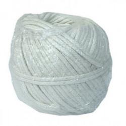Cordeau coton câblé Ø 2,5 mm x 30 m (100 g) de marque OUTIFRANCE , référence: B1506800