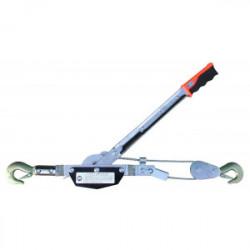 Treuil à levier à 2 crochets (750 kg) de marque OUTIFRANCE , référence: B1508800