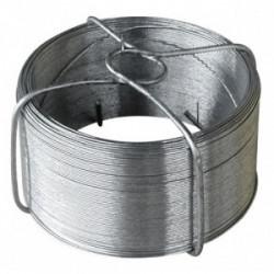 Fil de fer galvanisé n°8 Ø 1,3 mm x 50 m de marque OUTIFRANCE , référence: B1526500