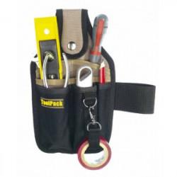 Poche à outils - 6 compartiments de marque OUTIFRANCE , référence: B1530700