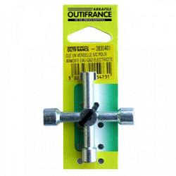 Clé de service universelle de marque OUTIFRANCE , référence: B1557400