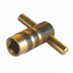 Clé de vidange pour radiateur de marque OUTIFRANCE , référence: B1557700