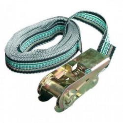 Sangle bagagère à cliquet 5 m (500 kg) de marque OUTIFRANCE , référence: B1559200