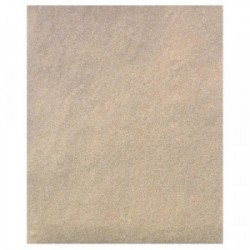 50 feuilles de papier Silex (grain 40/6) de marque OUTIFRANCE , référence: B1561800