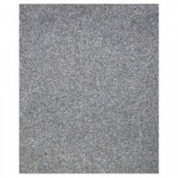 4 feuilles de papier corindon (grain 40) de marque OUTIFRANCE , référence: B1564000