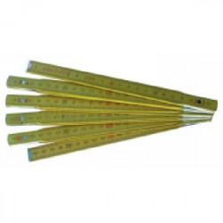Mesure pliante bois 2 m de marque OUTIFRANCE , référence: B1566800