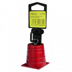 Plomb de maçon n°4 (400 g) de marque OUTIFRANCE , référence: B1567200