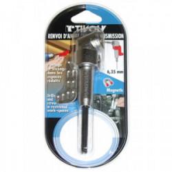 Porte-embouts magnétique à renvoi d'angle 135 mm de marque OUTIFRANCE , référence: B1583300
