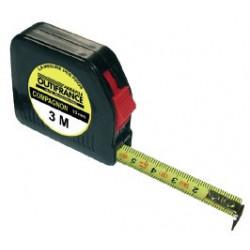"""Mesure """"Compagnon"""" 3 m x 13 mm de marque OUTIFRANCE , référence: B1601100"""