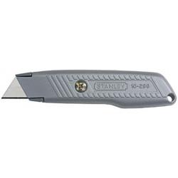 Couteau à lame fixe 136 mm de marque STANLEY, référence: B1607900