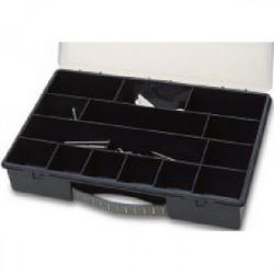 Malette à 25 compartiments standards de marque STANLEY, référence: B1610600