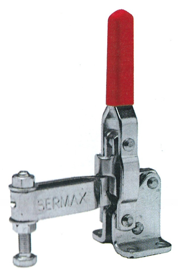 Sauterelle à serrage et levier verticaux 13 à 44 mm