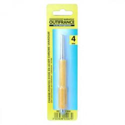 Chasse-pointe gaine 4 mm de marque OUTIFRANCE , référence: B1655100
