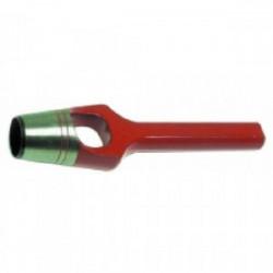 Emporte pièces à arche 25 mm de marque TECHMAN, référence: B1657300