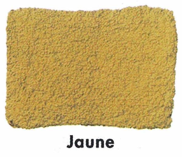 Colorant pour ciment jaune 500 g