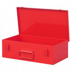 Caisse métallique pour meuleuse 420 x 220 x 130 mm de marque OUTIFRANCE , référence: B1710300