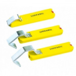 Lame de rechange pour couteau à degainer Ø 4 à 28 mm de marque OUTIFRANCE , référence: B1712700