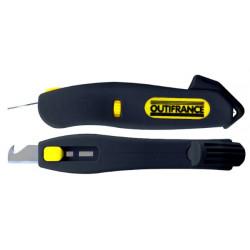 Couteau à dégainer Ø 4 à 28 mm de marque OUTIFRANCE , référence: B1713000