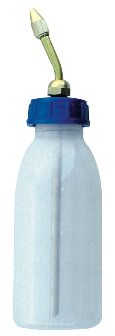 Burette en flacon plastique 500 mL