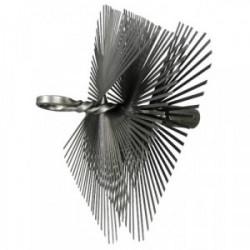 Hérisson acier carré 200 x 200 mm de marque OUTIFRANCE , référence: B1744800