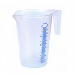Broc à bec verseur transparent 2 L de marque OUTIFRANCE , référence: B1746800