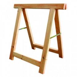 Tréteau bois Pro de marque OUTIFRANCE , référence: B1751700