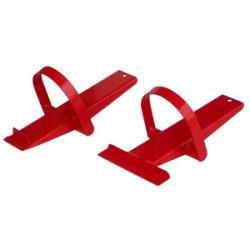 Lève panneaux à pied à étrier 150 mm sans roulement de marque OUTIFRANCE , référence: B1753700